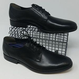 Bostonian 10.5 Men's Kinnon Oxfords leather upper